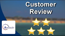 Anderson Air Pensacola Incredible Five Star Review