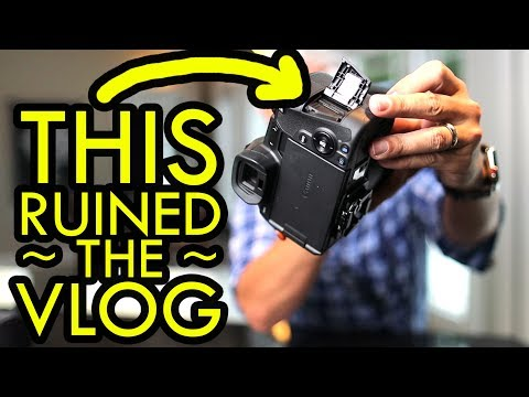 Canon EOS R: Best vlogging camera (is flawed)