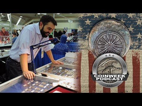 CoinWeek Podcast #97: Numismatic Americana Through the Eyes of John Kraljevich