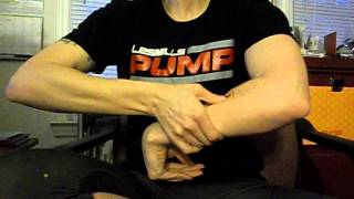 Forearm Stretch - pain from overuse