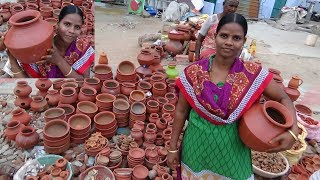 How to use mud vessel | எப்படி புது  மண்சட்டியை பழக்கி  பயன்படுத்துவது ? How to use new mud pot ,