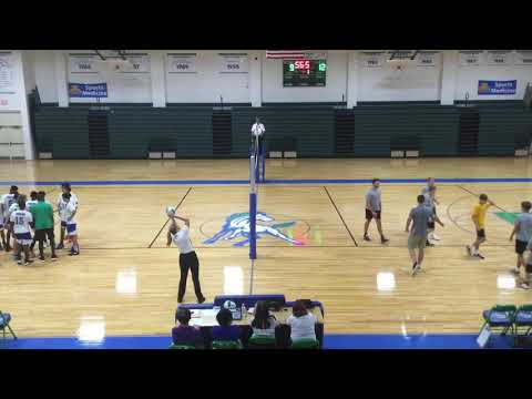 GRHS Stallions vs Norfolk Christian Schools 092619 part 1