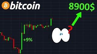 BITCOIN SURVEILLEZ CE PUMP !? btc analyse technique crypto monnaie