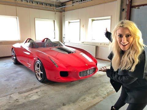 The Worlds Only Ferrari Rossa  Pininfarina!! *FOUND!*