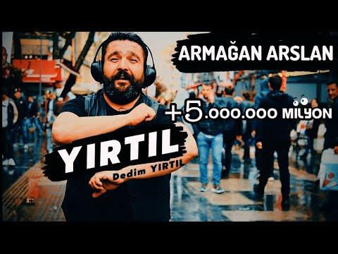 Armağan Arslan - Yırtıl Dedim Yırtıl HD Klip