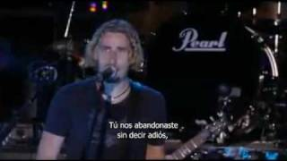 Nickelback - Too bad (Subtitulado)