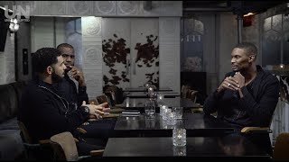 Drake x LeBron x Chris Bosh | WHO'S INTERVIEWING WHO?