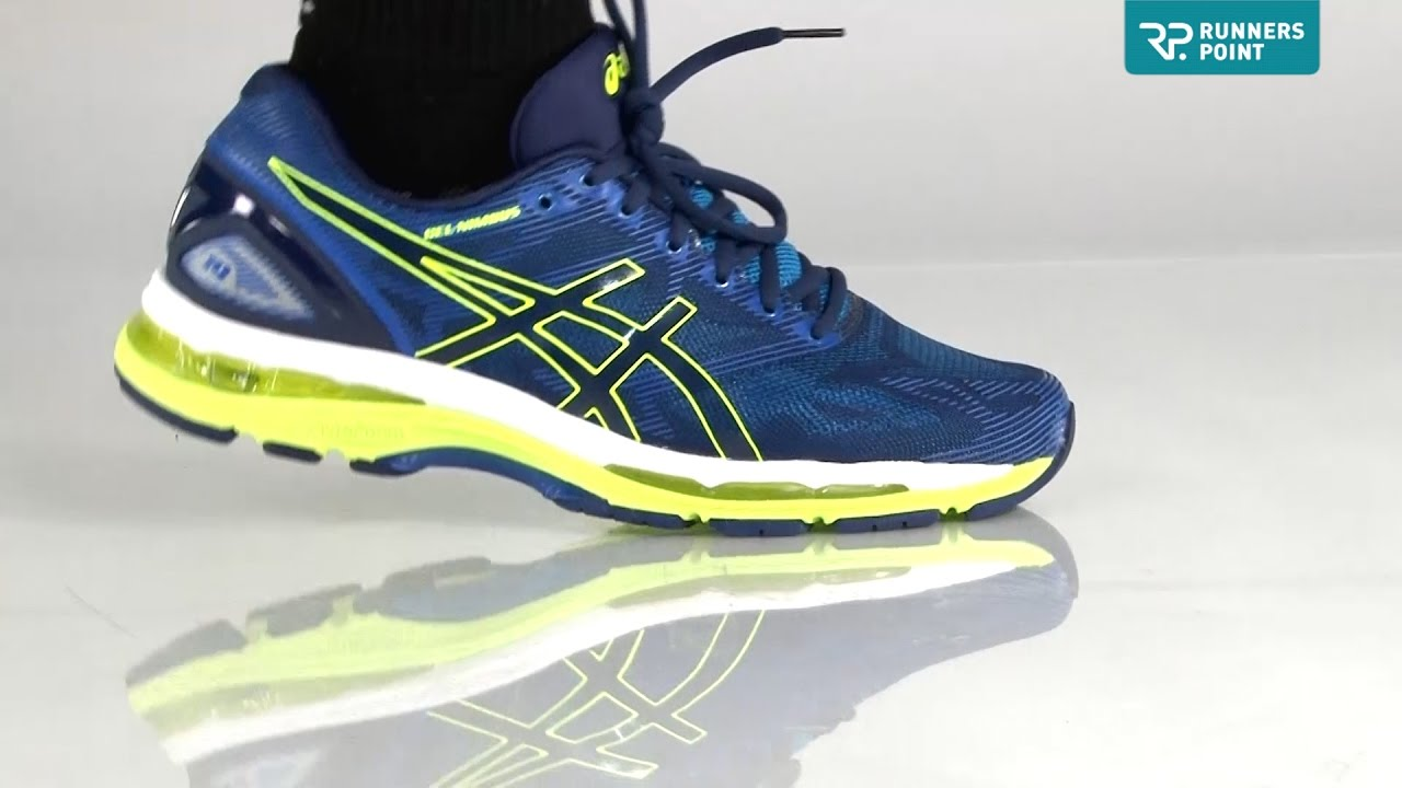 asics gel nimbus 19 damen test