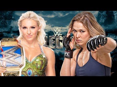 Ronda Rousey vs Charlotte