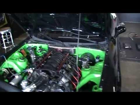 FD rx7 LS1 turbo 72mm - YouTube