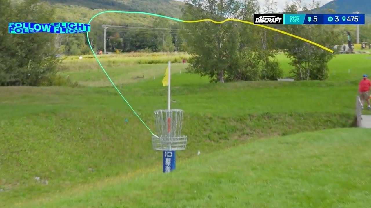 Download AMAZING Disc Golf Shots from the 2020 Green Mountain Championship   LEAD CARD HIGHLIGHTS   Jomez