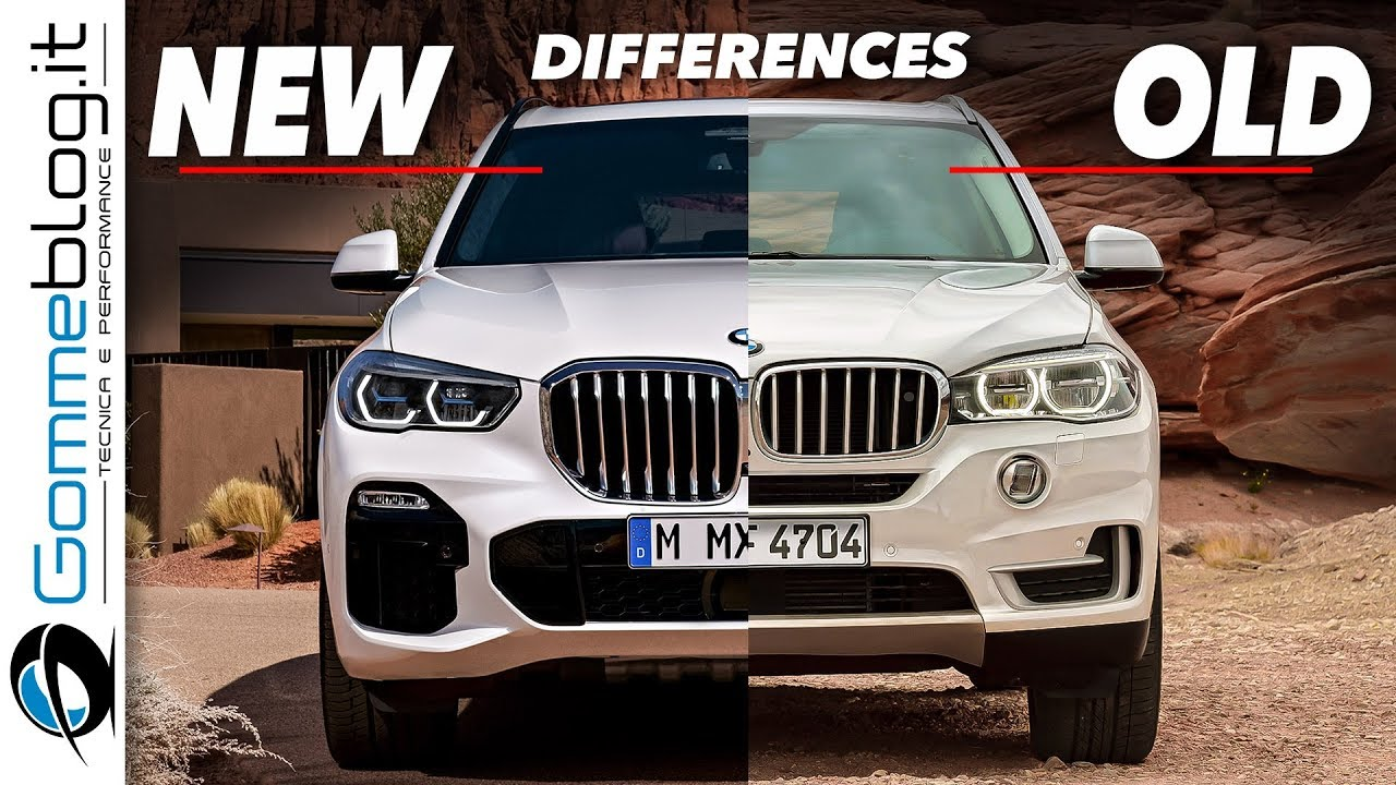 New Bmw X5 2019 Vs Old Bmw X5 2013 See The Differences Youtube