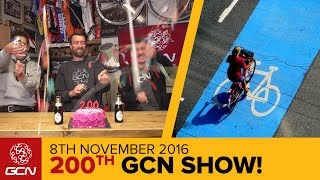Could Bicycles Save The World? The 200th GCN Show!