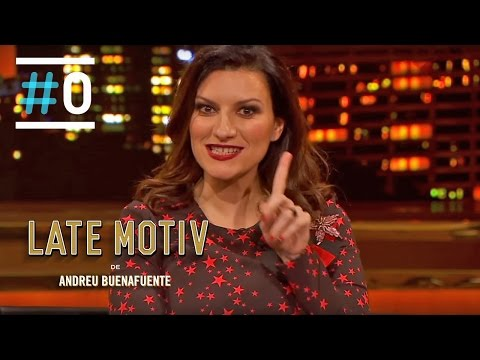 Late Motiv: Entrevista a Laura Pausini #LateMotiv43 | #0