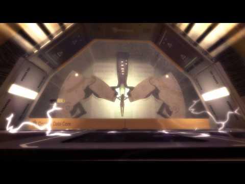 Deus Ex:Human Revolution - Panchea The Hyron Core Final Boss Fight Music