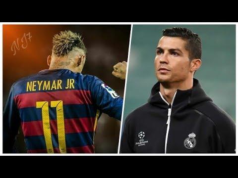 Neymar Jr Vs Cristiano Ronaldo • Battle Of Dribbles •