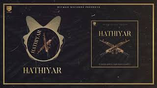 Hathiyar Surinder Shinda Jimmy G Free MP3 Song Download 320 Kbps