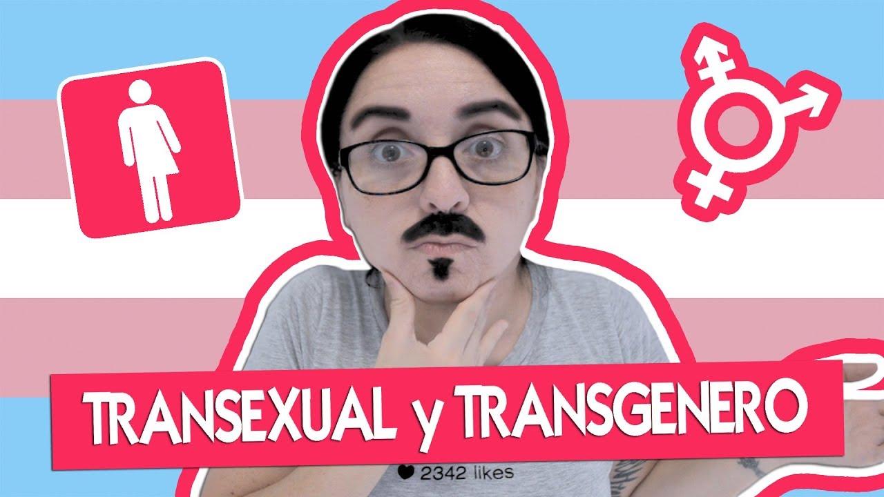 Cuál es la Diferencia entre TRANSEXUAL y TRANSGENERO ? | SixtaGesima ...