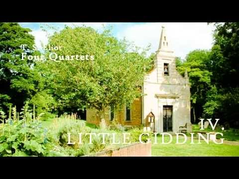 T S Eliot  The Four Quartets  Little Gidding