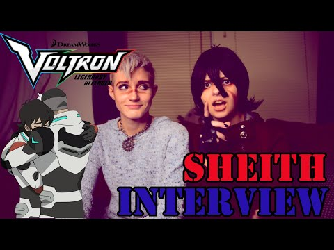 Sheith Interview ♦️ Voltron ♦️ Cosplay