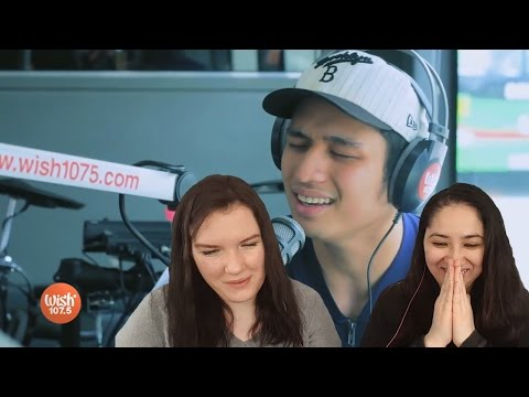 Michael Pangilinan Your Love Wish FM Reaction Video