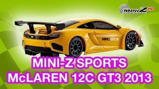McLaren 12C GT3 2013 Videos