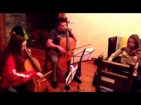 Codename Vivaldi- Schmidt Trio (take 2)