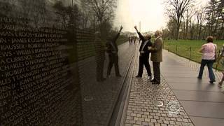 Vietnam vet pays tribute to fallen comrades