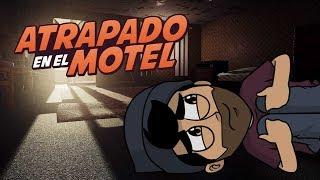 ATRAPADO EN UN MOTEL CON UN LOCO DENTRO ⭐️ Uplands Motel | iTownGamePlay