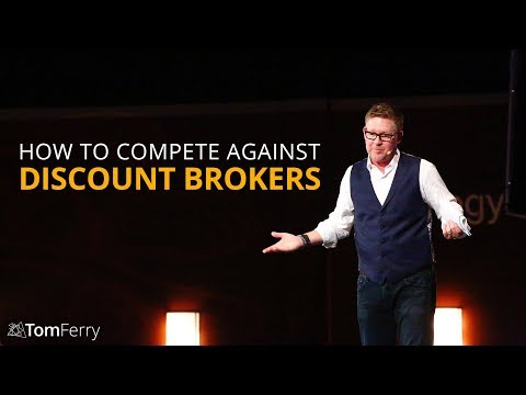 How to Compete Against Discount Real Estate Brokers and Agents | Tom Ferry Q&A