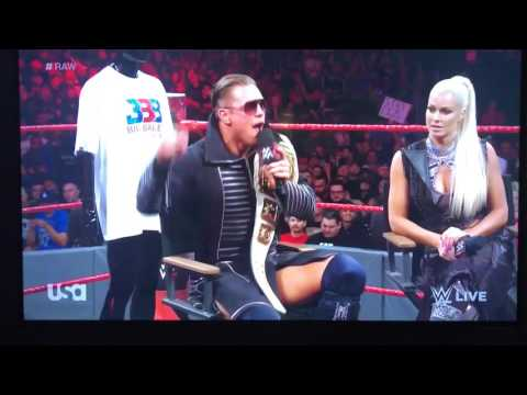 LAVAR BALL WWE FULL INTERVIEW HD QUALITY
