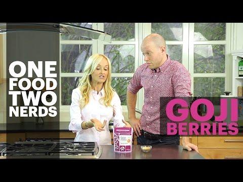 Goji Berries Health Benefits Goji Berry Brownie Healthy Eating Recipe