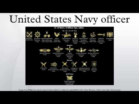United States Navy officer rank insignia