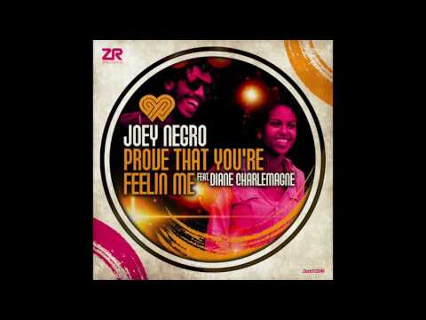 Joey Negro - Prove That You're Feelin' Me feat. Diane Charlemagne