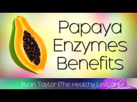 Papaya Enzymes: Health Benefits