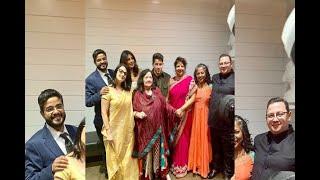 PICS & VIDEOS: Newlyweds Priyanka Chopra & Nick Jonas' fourth Wedding reception in US