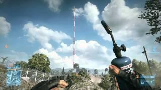 Battlefield 3 |Tour qui tombe| Caspian Border