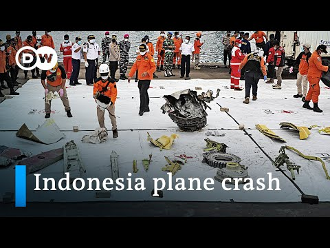 Indonesian 737 plane crash investigation brings up first results   DW News