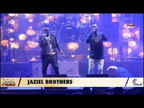 Jaziel Brothers Performance - Ebubeleni Music Festival 2017