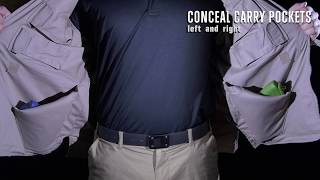Plainclothes Concealed Carry Vest - Rothco Product Breakdwon