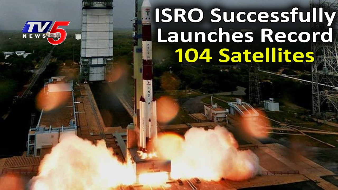 ISRO PSLV-C37 Launch Live | India Sets New Record, sends ...