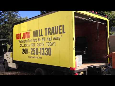 Got Junk Will Travel Macomb County's Best Junk Removal Company