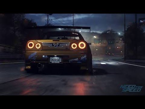 Trailer Need For Speed 2019