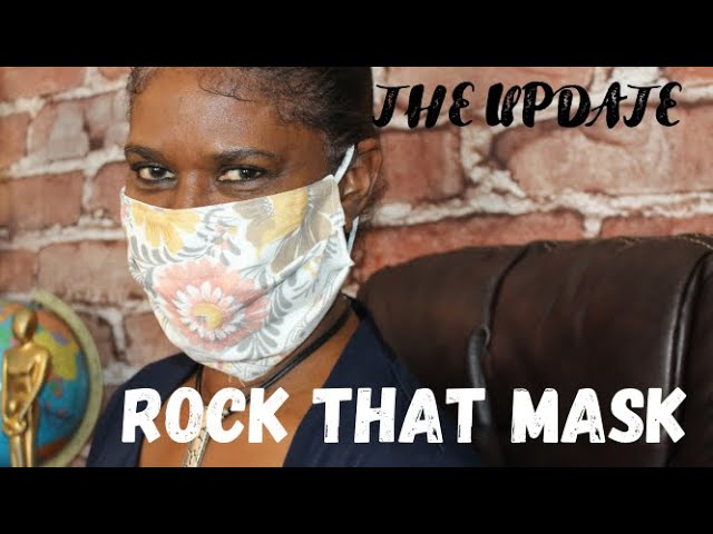 HOW TO ROCK THAT MASK IN STYLE - THE UPDATE