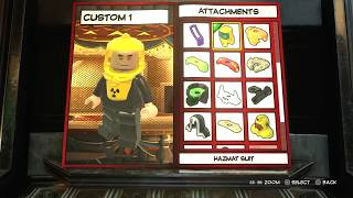LEGO Marvel Super Heroes 2 - Character Creation & Customization