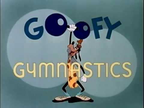 Goofy Gymnastics (1949) - recreation titles