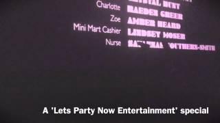 Jay Tropez Magic Mike XXL shop scene prank 'Make Her Smile' strippers - 3d experience cinema stunt