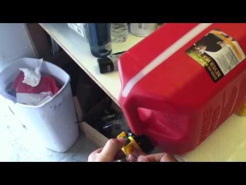 Making Ethanol-Free Gas
