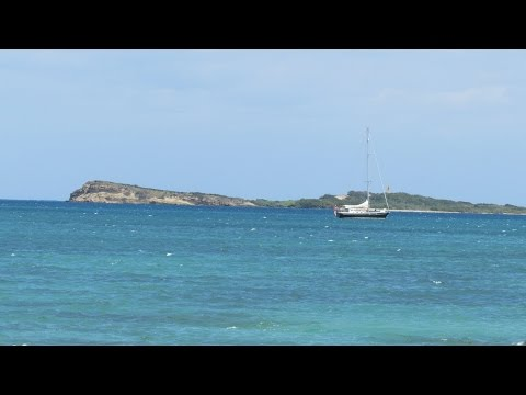 Turismo en Montecristi República Dominicana - El Morro, Isla Cabra, Playa Juan de Bolaños