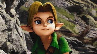 Unreal Engine 4 meets Nintendo! (2018)  Zelda  - Ocarina of Time remake!